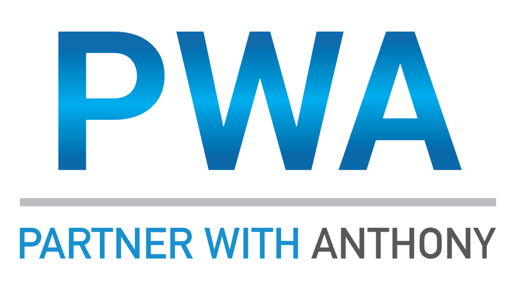 PWA Partner With Anthony Logo